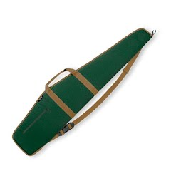 Bull Dog Cases Extreme Scoped Rifle Case (Green) Image