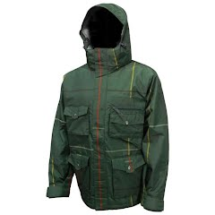 Precision Mountain Mens Rapture Snowboarding Jacket Image
