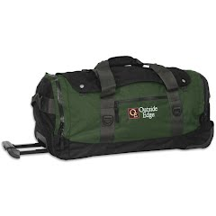 Outside Edge Llama 36 Inch Rolling Duffle Bag Image