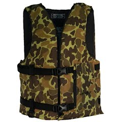 Stearns Classic Sportsmans Life Vest Image