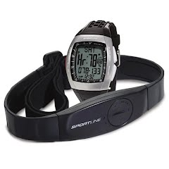 Sportline Mens Duo 1060 HRM Watch Image
