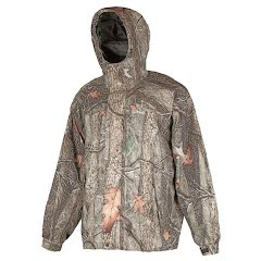 Huntworth Mens Micro-fiber Waterproof Rain Jacket Image