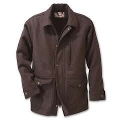 Filson Men`s Wool Weekender Jacket Image