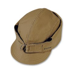 Filson Men`s Tin Cloth Wildfowl Hat Image