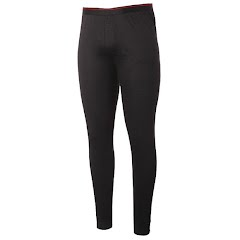 M T Mountaineering Women's Poly Mid Weight Thermal Base Layer Bottoms Image