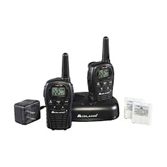 Midland LXT500VP3 22-Channel GMRS 24 Mile Range Two-Way Radios Image