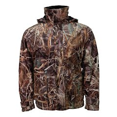 Wildfowler Outfitter Mens Waterproof Insulated Parka Image