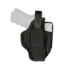 Blackhawk Ambidextrous Holster with Mag Pouch for 3.75-4.5 inch Barrel Large Autos Image