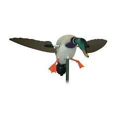 Mojo Outdoors Super Mojo Mallard Drake Motion Decoy Image
