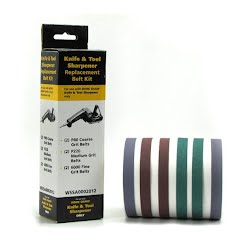 Work Sharp WSKTS Replacement Belt Kit Image