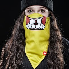 Airhole Youth Bob Standard 1 Face Mask Image