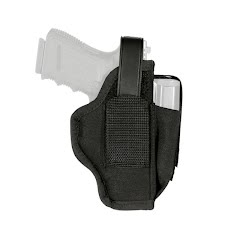 Blackhawk Ambidextrous Holster with Mag Pouch for 3.25-3.75 Inch Barrel Large Autos Image