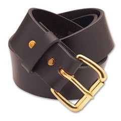 Filson 1 1/2`` Leather Belt Image