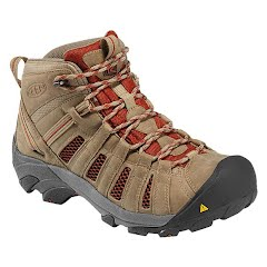 Keen Men's Voyageur Mid Hiking Shoe Image