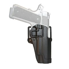 Blackhawk Serpa CQC Right Hand Holster for Taurus Judge 2.5 Inch Cylinder Image