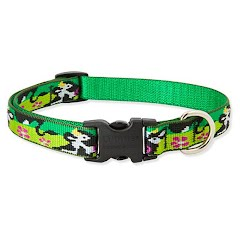 Lupine Medium Adjustable Dog Collar Image