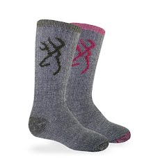 Browning Youth Merino Wool Blend Socks Image