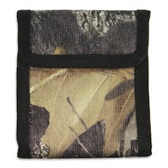 Sportsman Edge Camo Standard Cal 10 Round Cordura Bullet Pouch Image
