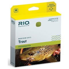 Rio Mainstream Trout Floating Fly Line (WF8F) Image