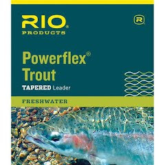 Rio Powerflex Trout Leader (9ft/6X) Image