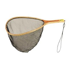 Promar Premium Wood Catch and Release Trout Landing Net Image