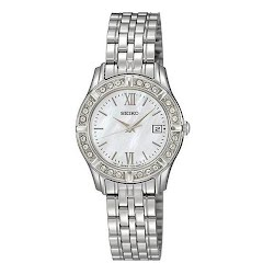 Seiko Women's Dress Quartz Watch (SXDE49) Image