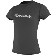 Oneill Women's Basic Skins S/S Crew Rash Guard Image
