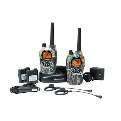Midland (GXT2050VP4) 50-Channel GMRS 36 Mile Range Two-Way Radios (Mossy Oak) Image
