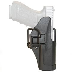 Blackhawk Serpa CQC Right Hand Holster for Glock Image