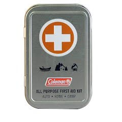 Coleman All Purpose First Aid TIn Image