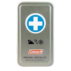 Coleman Personal Survival First Aid TIn Image