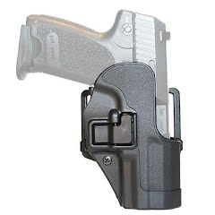 Blackhawk Serpa CQC Right Hand Holster for Glock 17/22/31 Image