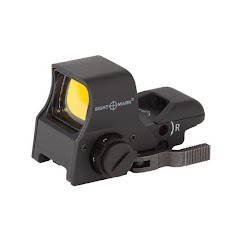 Sightmark Ultra Shot Pro Spec Night Vision QD Reflex Sight Image