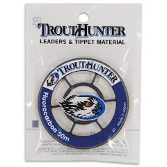 Trout Hunter Fluorocarbon Tippet (4X) Image