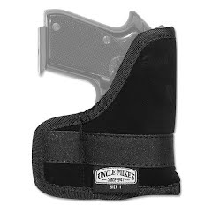 Uncle Mike's Inside-The-Pocket Holsters (Size 4) Image