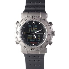 5.11 Tactical H.R.T.Titanium Watch Image