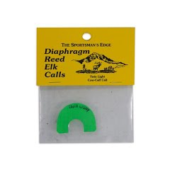 Sportsman Edge Twin Light Cow-Calf Elk Call Image