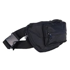 Sportsman Edge Medium Cordura Fanny Pack with Holster Image