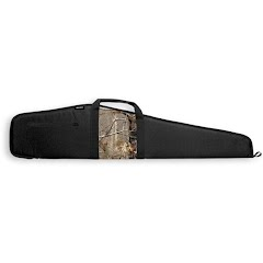 Bull Dog Cases Camo with Black Trim 48 in. Scoped Rifle Case Image