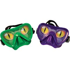 Swim Ways Monster Mask Image