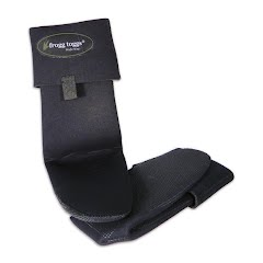 Frogg Toggs 3-5mm Neoprene Booties with Built-in Gravel Guards Image