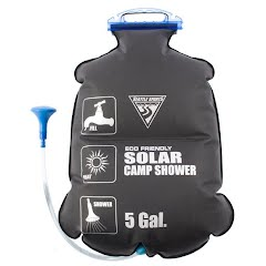 Seattle Sports PVC Free 5 Gallon Solar Shower Image
