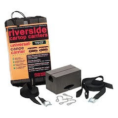 Seattle Sports Universal Canoe Carrier Kit Image