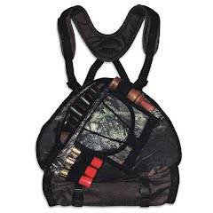 Sportmans Outdoor Beard Buster Gobbler Harness Turkey Vest Image