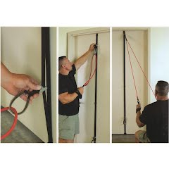 Flexsolate Adjustable Door Mount Anchor System Image