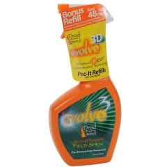 Dead Down Wind Evolve 3D ESP Field Spray and Pac-It Combo (48 oz.) Image