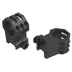Weaver Six Hole Picatinny Tactical Rings (30mm HIGH) Image