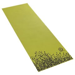 Natural Fitness Eco-Smart Yoga Mat (4mm) Image