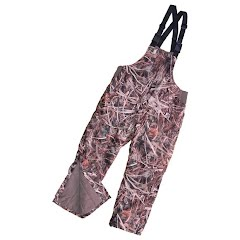 Wildfowler Outfitter Camo Waterproof Insulated Bibs Image