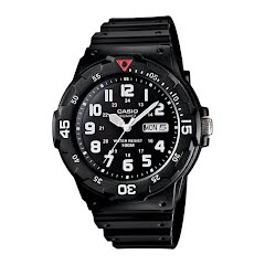 Casio MRW200H Analog Sports Watch Image
